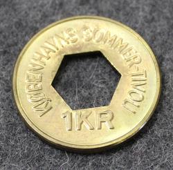 Kjøbenhavns Sommer-Tivoli 1KR