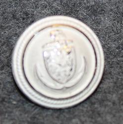 Göteborgs Hamn. Harbour authority. 15mm silver-white