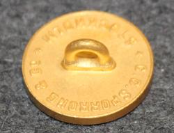 Trafikrestauranger AB, rautateiden ravintolat, 18mm kullattu