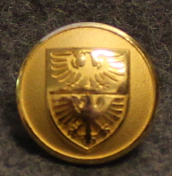 Aigle, Swiss municipality, 21mm, gilt