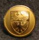 Aigle, sveitsiläinen kunta, 21mm, kullattu