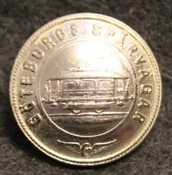 Göteborgs Spårvagar, Göteborgin raitiotiet, 24mm