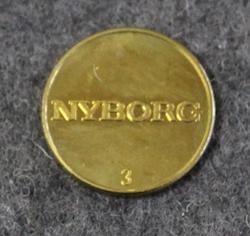Nyborg 3, pyykkirahake