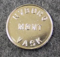 Nyborg Mønt Vask, pyykkirahake