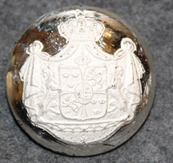 Swedish Coat of Arms, Court Livery, 30mm