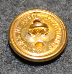 Danish fire brigade, 16mm, gilt