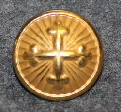 Feltprestkorpset (FPK), Norwegian field chaplains 17mm, gilt