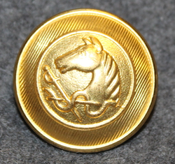 Veterinærkorpset, Norwegian veterinary corps, 23mm, gilt