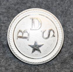Bergenske Dampskibsselskab BDS, laivayhtiö, 22mm