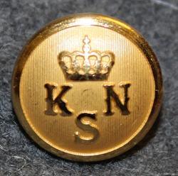 Kongelig Norsk Seilforening, Norjan kuninkaallinen pursiseura, 14mm kullattu