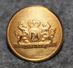 Philip Morris, tupakkayhtiö, kullattu, 16mm