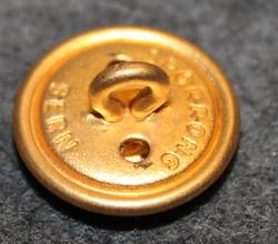Philip Morris, tobacco company, gilt, 16mm