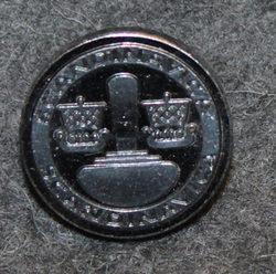 Scandinavica, 15mm, musta