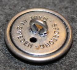 Pysäköinninvalvoja, Suomi, 20mm, harmaa
