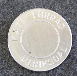 Kungliga Arméförvaltningens Tygavdelning, KATF Förråd Ulriksdal, Swedish royal army supply. ALU
