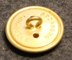 A/S Dansk Securitas, vanha malli 24mm, kullattu
