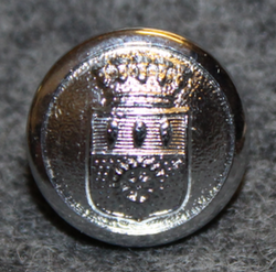 Nässjö kommun. Swedish municipality, 14mm, nickel