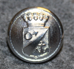 Oxelösunds kommun. Swedish municipality, 13mm, nickel