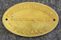 Bröderna Thorslund, Torsåker, Vapen och Mekaniska Verkstad.