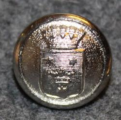 Sigtuna kommun. Swedish municipality, 13mm, nickel