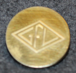 Göteborg - Fredrikshavn linje GFL, laivayhtiö, 24mm kullattu