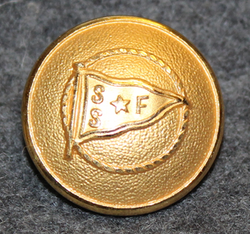 Segelsällskapet Fram, Swedish Yacht Club, 22mm, gilt