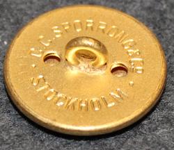 Fiskeby Aktiebolaget 1637, 24mm, kullattu