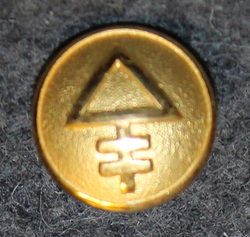 AB Förenade superfosfatfabriker, Swedish fertilizer manufacturer, 13,5mm, gilt