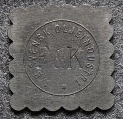 AB Svensk Oljeindustri F&K, oil company