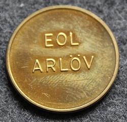 Svenska Esso AB, Fuel token, EOL Arlöv 10 liter