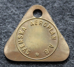 Svenska Aeroplan AB, pre WW2