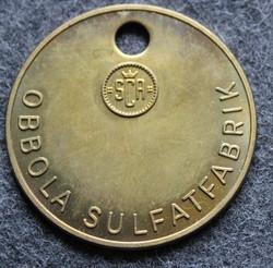 Svenska Cellulosa Aktiebolaget SCA, Obbola sulfatfabrik, 35mm