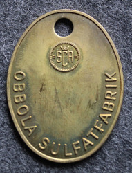 Svenska Cellulosa Aktiebolaget SCA, Obbola sulfatfabrik