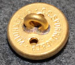 Jönköpings spårvägar. Raitiotiet, 14mm, kullattu