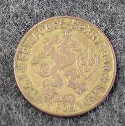 Göteborgs Spårvägar, 1924, Tramway