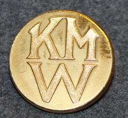 Karlstads Mekaniska Verkstad KMW, 26mm gilt