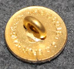 Degerfors Järnverks AB 1660. 14mm gilt