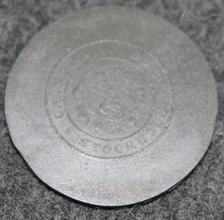 Elektriska AB Volta, Vacuum cleaner manufacturer. 25mm