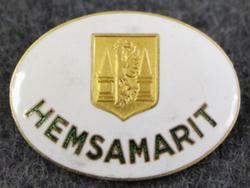 Hemsamarit Karlstads stad, Home nurse / Assistant nurse.