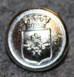 Enköpings kommun. Ruotsalainen kunta, 13mm, nikkeli v2
