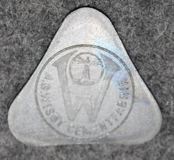 AB Wisby Cementfabrik 27mm
