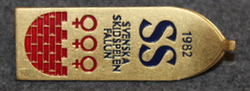 Svenska skidspelen Falun 1982. Swedish Ski Games