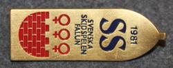 Svenska skidspelen Falun 1981. Swedish Ski Games