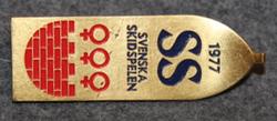 Svenska skidspelen 1977.