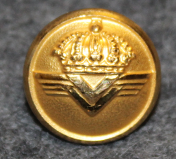 Luftfart Styrelsen, Swedish Civil Aviation administration. 13mm gilt