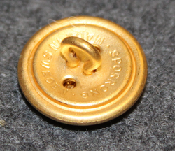 Luftfartsverket, Swedish Civil Aviation administration. 15mm gilt