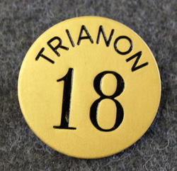 Restaurant Trianon. 18