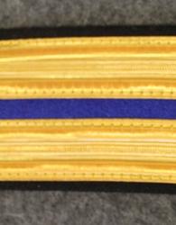 Finnish navy Cuff insignia, Support Lieutenant jr. grade