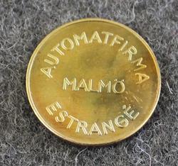 Automatfirma Estrange, Malmö.