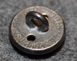 Kopparbergs län, Swedish County. 13mm, gray